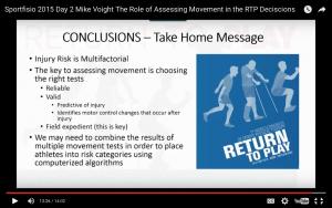 RTP Mike Voight Conclusion